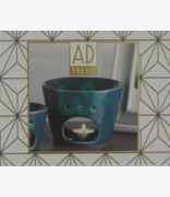 Aroma Lamp Conical 12x9 4 Col