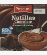 Pascual Chocolate Pudding