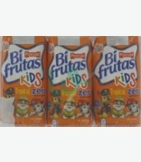 Pascual Bi Frutas Kids Tropical 6p