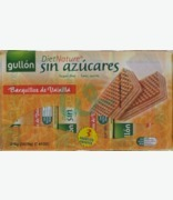 Gullon Diet Nature Vanilla Wafer Sugar Free