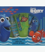 Disney Pixar Finding Dory Bath Set 2in1 S/gel, Edt & Lip Balm With Key Ring