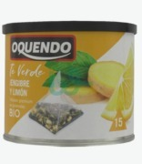 Oquendo Bio Ginger & Lemon Tea