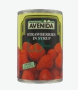 Avenida Strawberries In Syrup