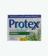Protex Herbal Antibacterial Soap Bar 4 X