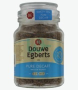 D.E Decafe Instant Coffee