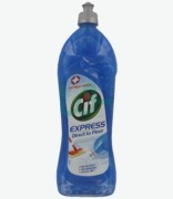 Cif Express Floor Cleaner Antibacterial