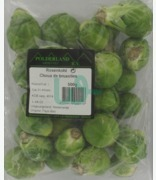 Fruit & Veg: Brussel Sprouts