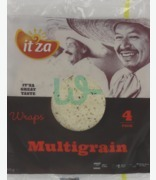 it'za Multigrain Wraps 25cm