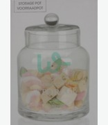 Home & Styling  Kitchen Glass Jar
