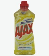 Ajax Liquid Gel Max Power Lemon Blossom
