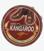 Kangaroo Shoe Polish Brown