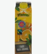 Pfanner Fairtrade Orange Juice