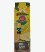 Pfanner Fairtrade Banana