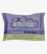 Bounce Energy Ball Coconut Lemon