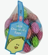 Kinnerton Milk Chocolate Eggs