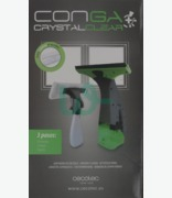 Conga Crystal Clear Window Cleaner