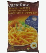 Carrefour Patate Fritte Alumette