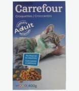 Carrefour Nutricroc Fish Dry Food