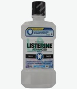 Listerine Mouth Wash Advanced White
