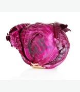 Fruit & Veg: Red Cabbage