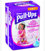 Huggies Girls Pull Ups Small 8-15kg